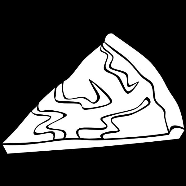 Vector drawing of margherita