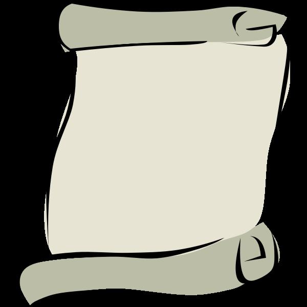 Parchment Border Vector