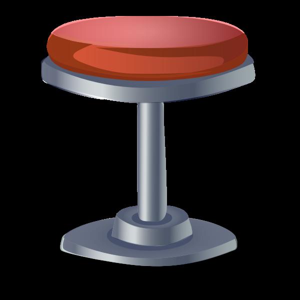 Glitch Simplified Stool