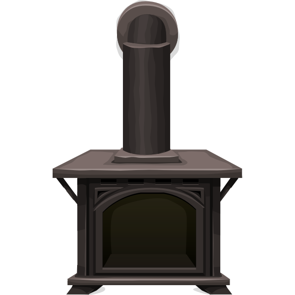 Glitch Simplified Wood Stove