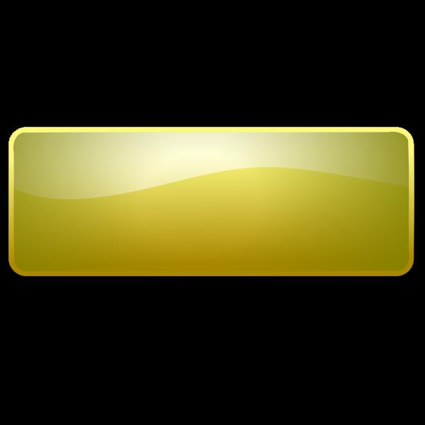 Blank banner vector