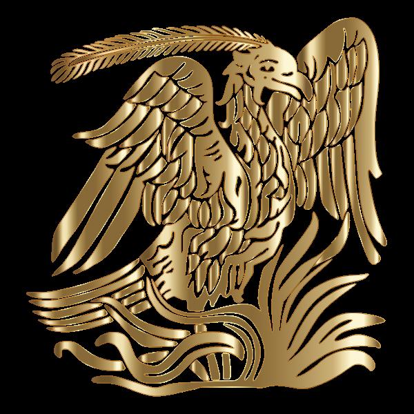 Golden Craftsmanspace Phoenix No Background