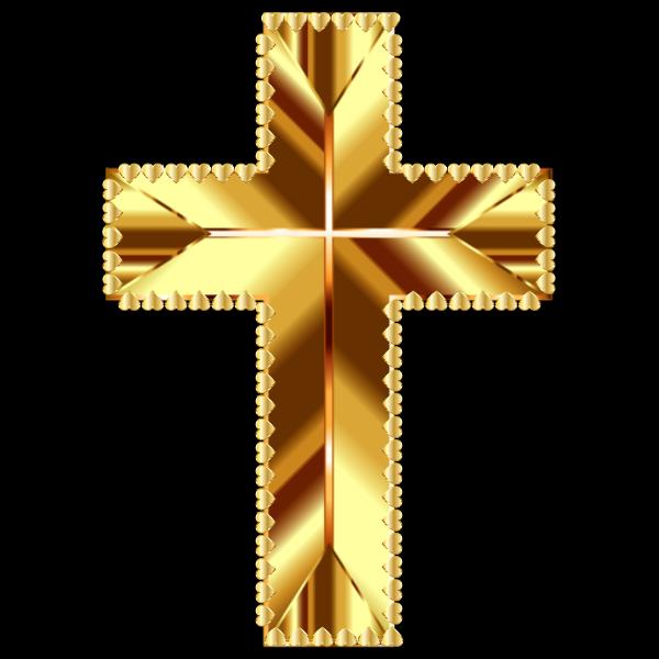 Golden Cross Love Deeper Color