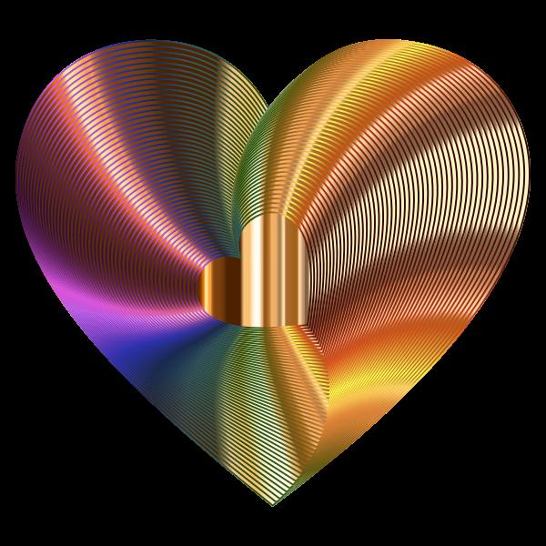 Golden Heart Of The Rainbow 2