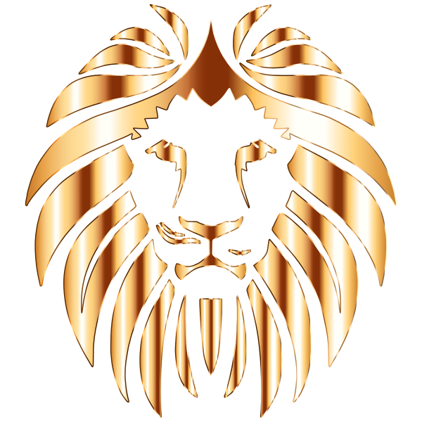 Golden Lion 7 No Background