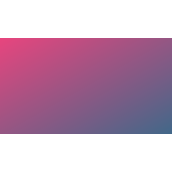 Blue and pink gradient color