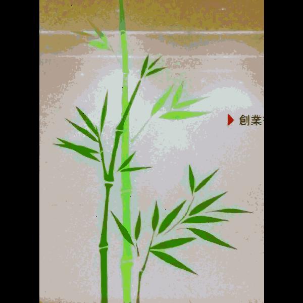 Green Bamboo 2014080418