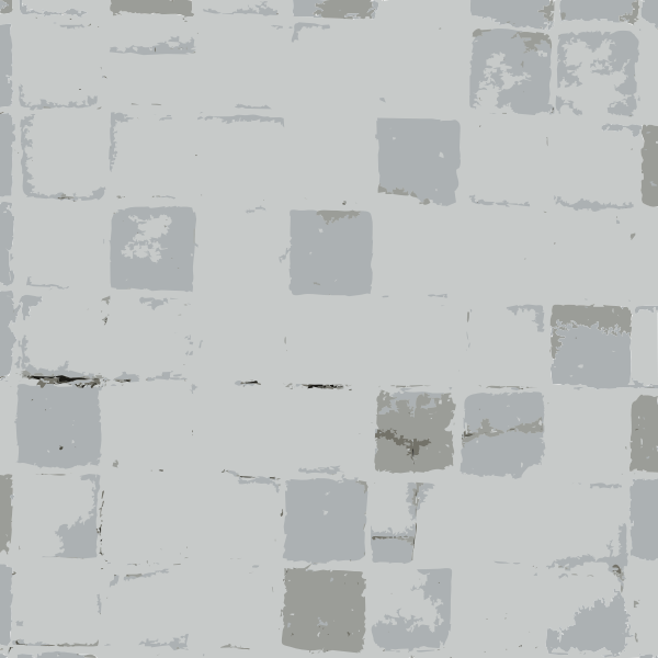 Grid of real tiles