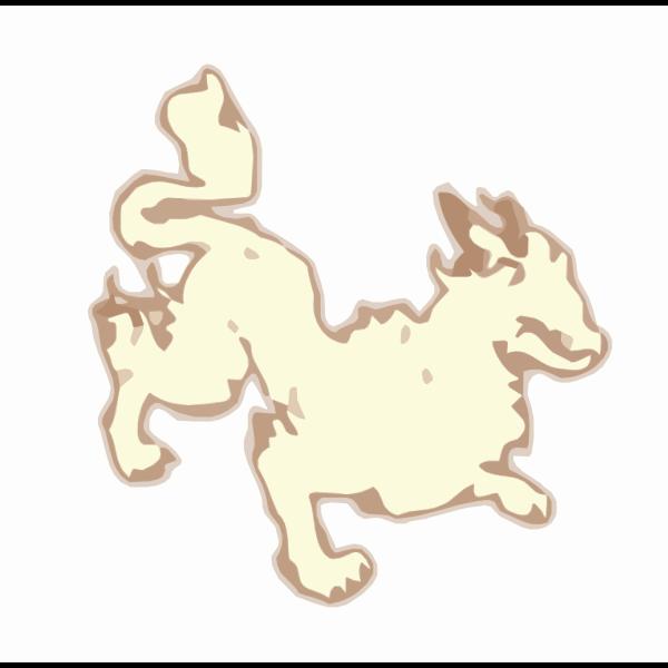 Ground Lion clipart