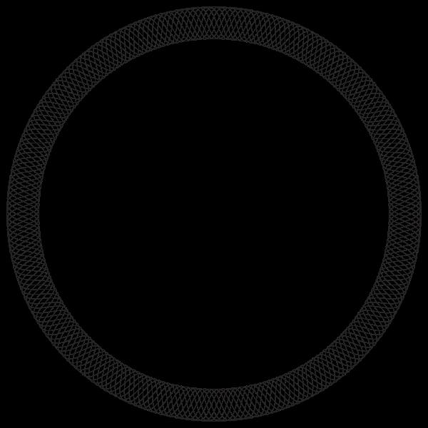 Oval frame-1627423144