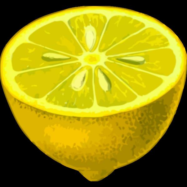 Citrus half