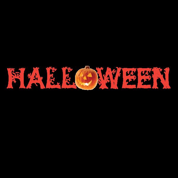 Halloween October 31 sign vector image