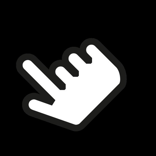 Cursor sign