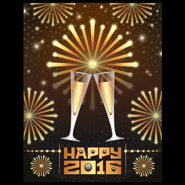 Happy 2016 Fizz