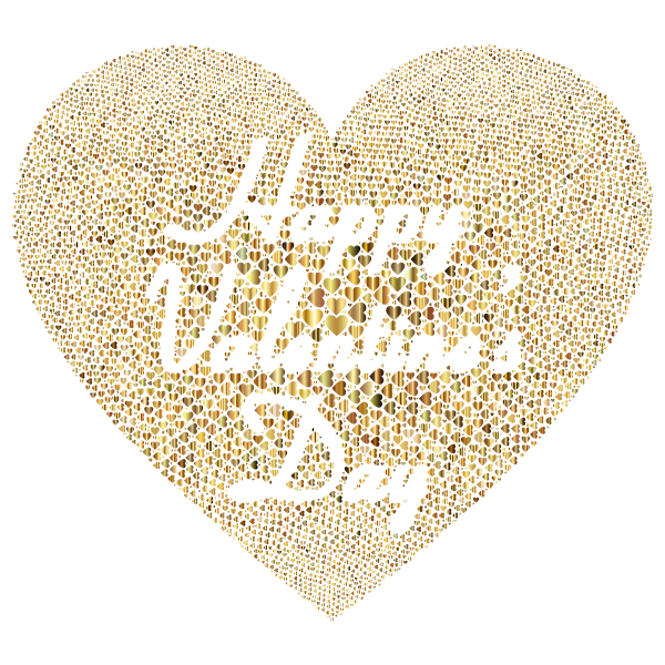 Happy Valentines Day 5 No Background