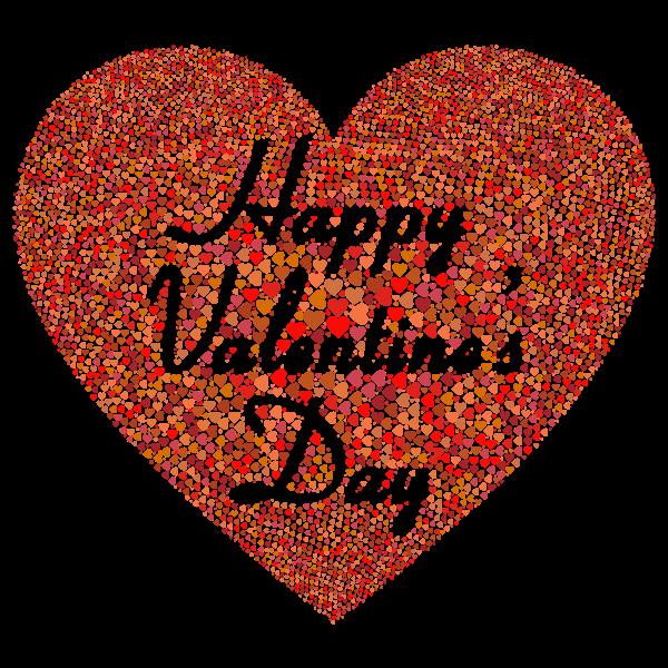 Happy Valentines Day No Background