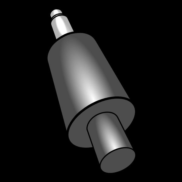 Single headphone plug