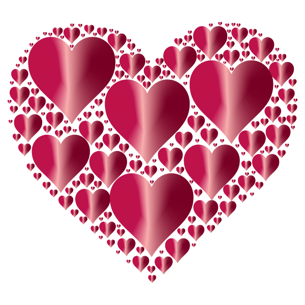 Hearts In Heart Rejuvenated 11 No Background