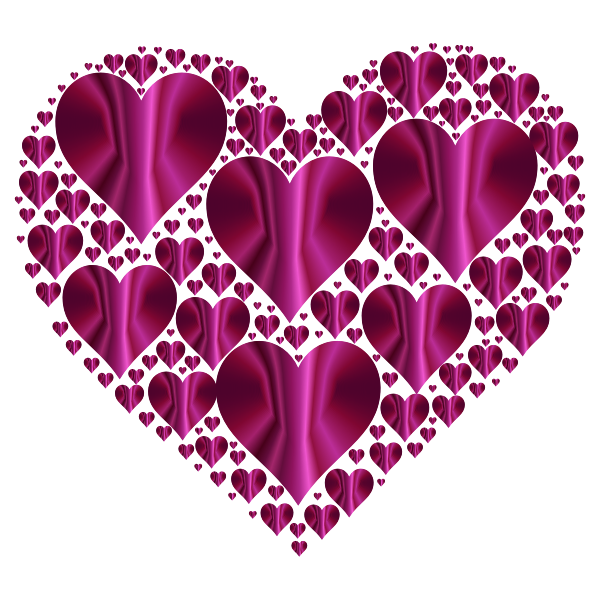 Hearts In Heart Rejuvenated 20 No Background