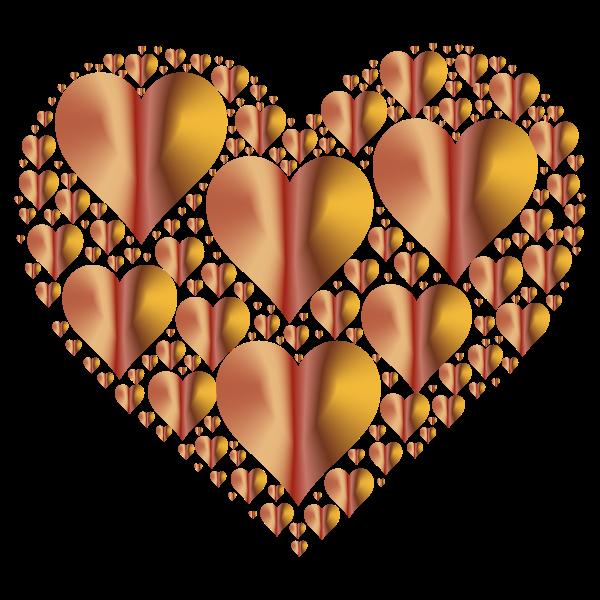 Golden hearts-1627943089