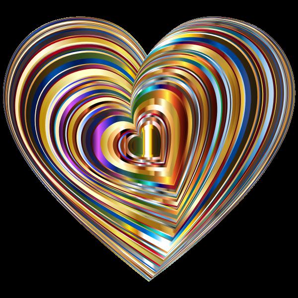 Hearts In Heart Twist 2