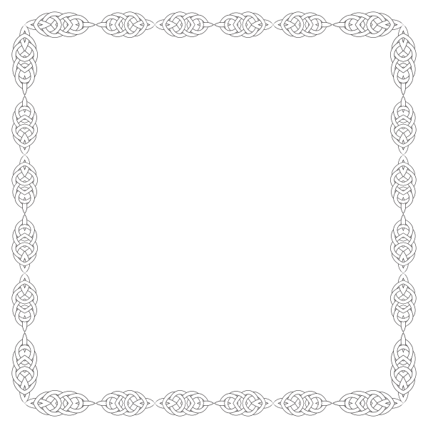 Square frame image