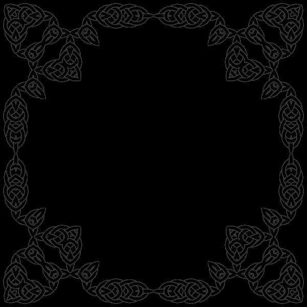 Hilton knot frame icon