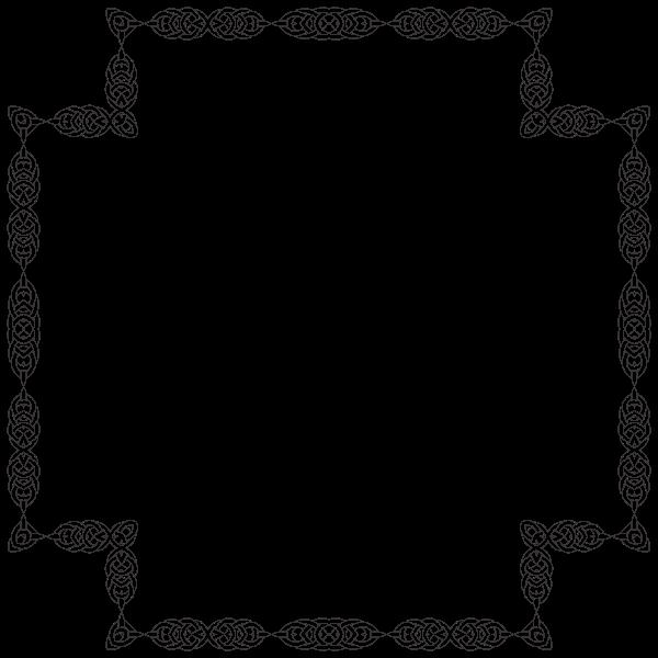 Shadowy frame