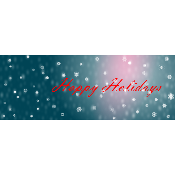 Holidays Facebook cover