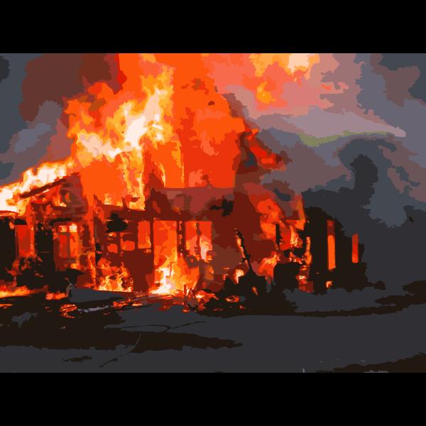 House Fire 2015081931