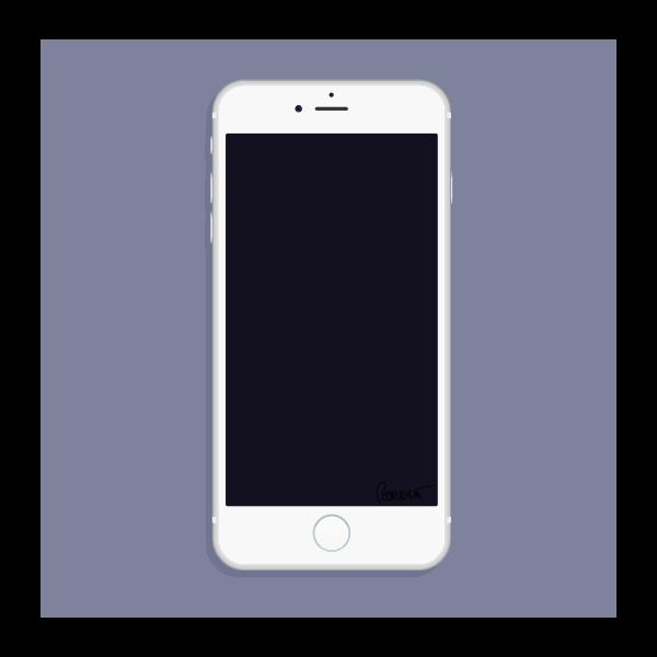 IPHONE 6 BW OC 2