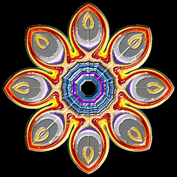 Inorganic Flower