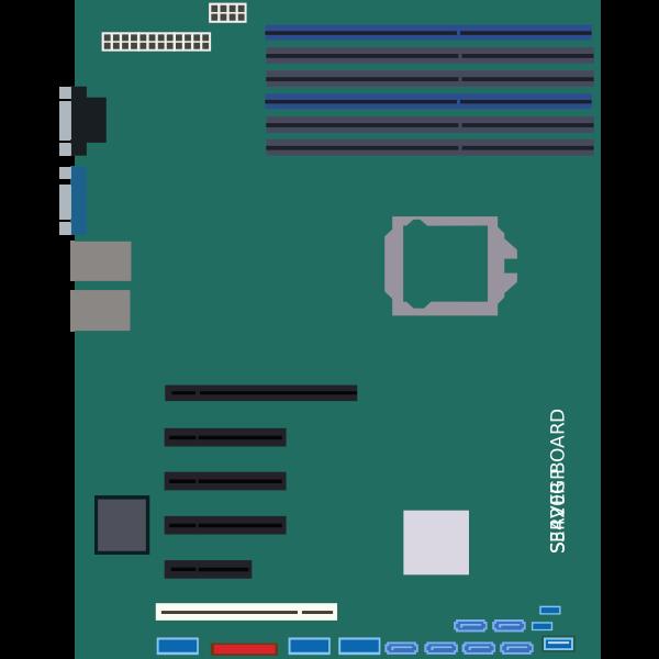 Intel S3420GP