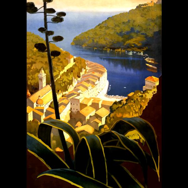 Italian nature scene