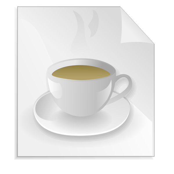 JAVA logo vector image