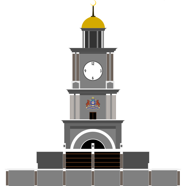 JB Clock Tower