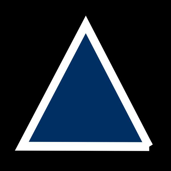 Air traffic control triangle