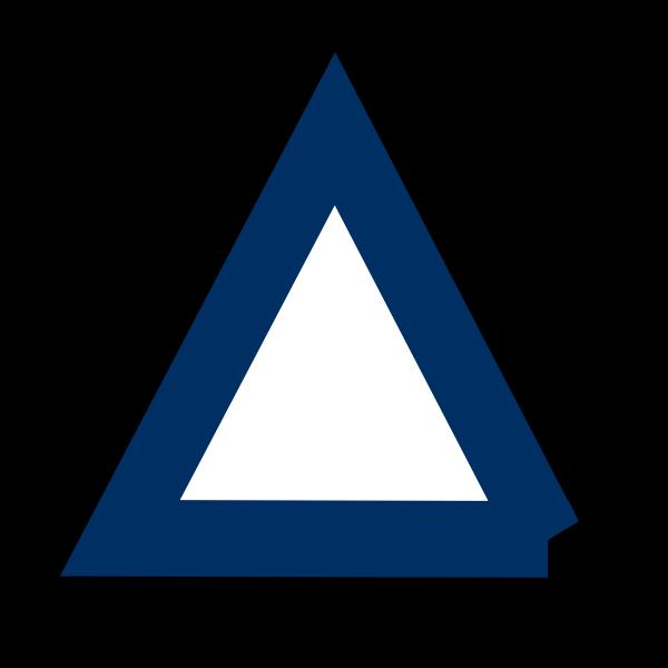 Waypoint triangle