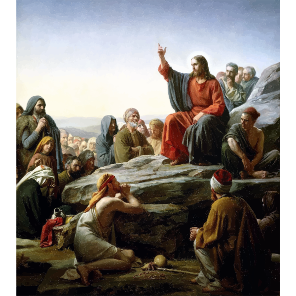 Jesus Sermon On The Mount Final