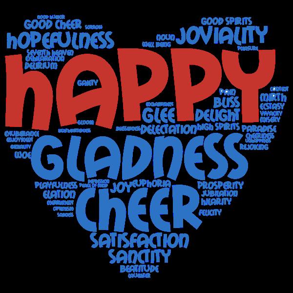 Joyful Heart Typography