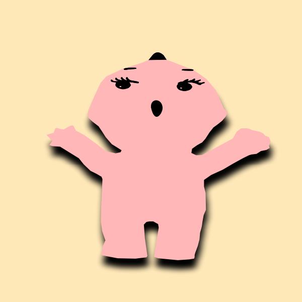 Kewpie doll 01