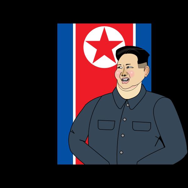 The Supreme Leader Kim Jong-un  - Rocket Man