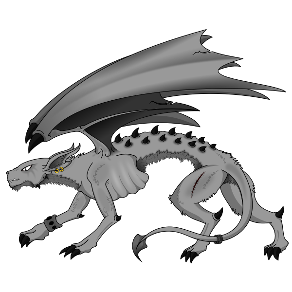 La criatura de la oscuridad 2