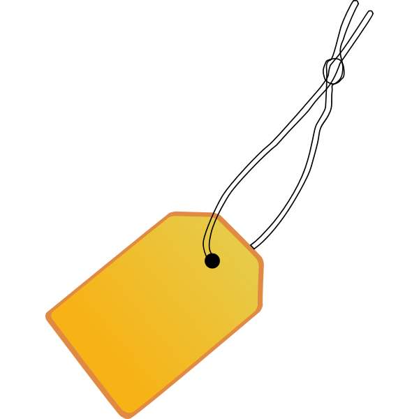 Label with string vector