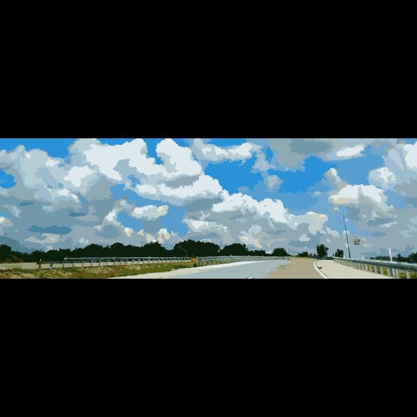 Landscape Clouds 2015081244