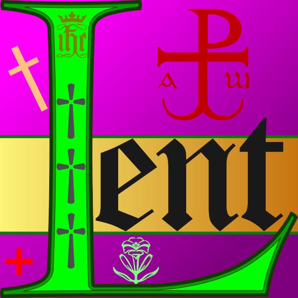 Catholic lent