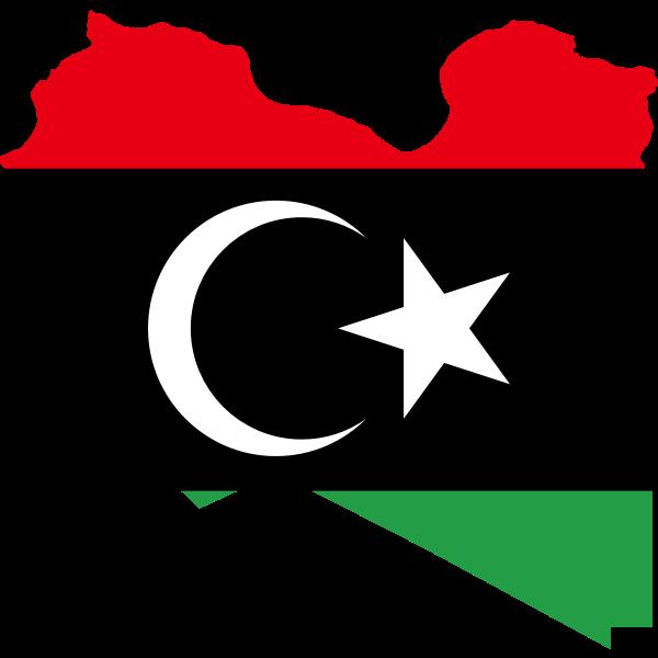 Libya's map