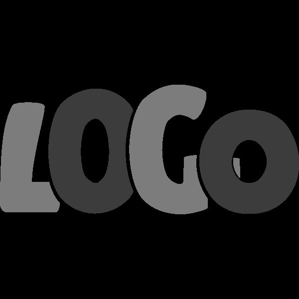 Logo Logo Grayscale