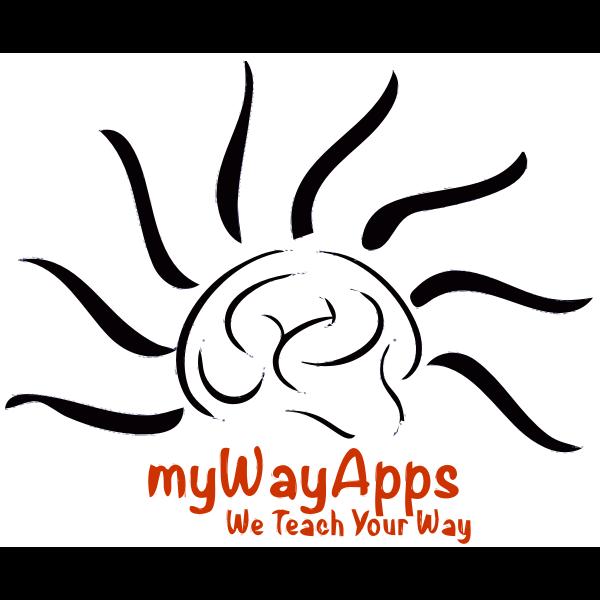 Logo for myWayApps 2016020847