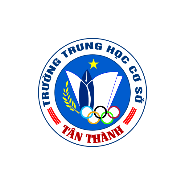 Logo truong THCS Tan Thanh